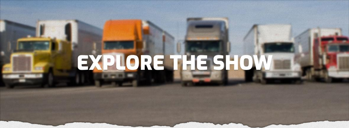 Banner picture for the Explore the Show page for Midwest Truck and Trailer Show
