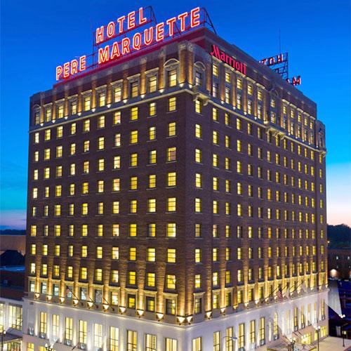 Pere Marquette Hotel